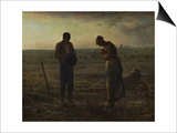 The Angelus  Between 1857 and 1859