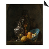 Still Life with Silver Jug  C 1655-1656