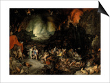 Aeneas in the Underworld