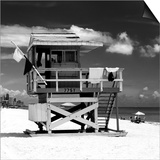 Life Guard Station - South Beach - Miami - Florida - United States