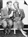 Jeanette Macdonald And Nelson Edd