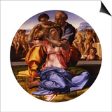 The Holy Family (The Doni Tond)