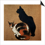 Two Cats  1894