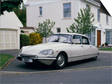 1972 Citroen DS21 Pallas