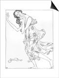 Isadora Duncan  Klods