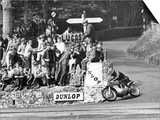 Ultra-Lightweight Tt Race  Isle of Man  1966