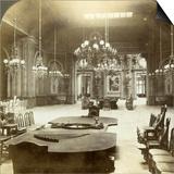Roulette Salon  Monte Carlo  Monaco