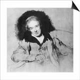 William Wilberforce  English Anti-Slavery Campaigner  1828