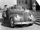 1941 Packard 120 Convertible Coupe  (C1941)