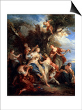 The Rape of Europe  C1725
