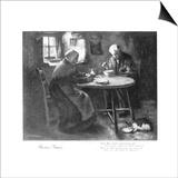 Burns' Grace  Late 19th Century