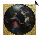 The Annunciation  1570-1571