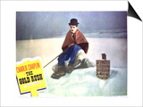 The Gold Rush - Lobby Card Reproduction