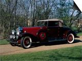 A 1930 Cadillac V16 Model 452