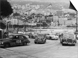 The Monte Carlo Rally  Monaco  1954