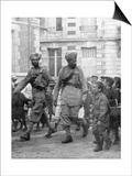 Soldiers from the British Indian Army  France  C1915