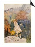 Garden  Loki Girl 1914