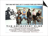 The Breakfast Club - Lobby Card Reproduction