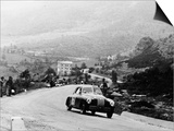 Fiat 1100S Berlinetta Competing in the Mille Miglia  Italy  1947