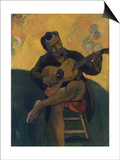 Guitar Player  1894