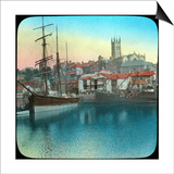 The Harbour  Penzance  Cornwall  Late 19th or Early 20th Century