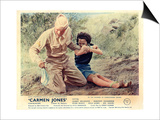 Carmen Jones - Lobby Card Reproduction