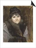 Portrait of Mme X  C 1883-1884