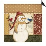 Country Snowman II