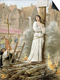 Joan of Arc (1412-1431) French Heroine of the Hundred Years' War