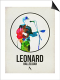 Leonard Watercolor