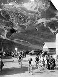 Tour De France 1929  15th Leg Grenoble/Evian (Alps) on July 20: Antonin Magne Ahead