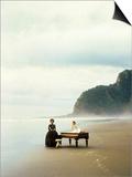 La Lecon De Piano the Piano De Jane Campion Avec Holly Hunter  Anna Paquin  1993 (Palmed'Or1993)