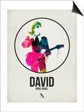 David Watercolor