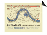 Boat Race Map