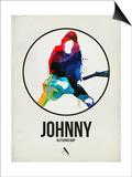 Johnny Watercolor Circle