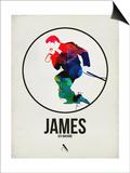 James Watercolor