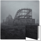 Coney Island Thunderbolt Ride Fog 3