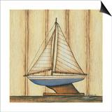 Pinstripe Boat