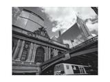 Grand Central Station Chrysler Bus