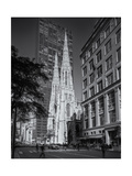 St Patrick's Fifth Avenue Morning