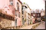 Montmartre Street  Rue de l'Abreuvoir