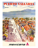 Puerto Vallarta  Mexico - Mexicana Airlines