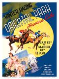 Havana  Cuba - Winter Horse Racing  Oriental Park