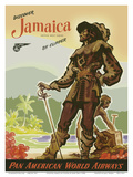 Discover Jamaica by Clipper - Pan American World Airways