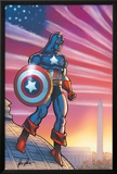 Captain America Theater Of War: America First! No1 Cover: Captain America