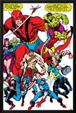 Giant-Size Avengers No1 Group: Giant Man
