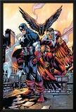 Captain America And The Falcon No10 Cover: Captain America and Falcon