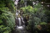 Rennes  Cascade Des Jardins Du Thabor
