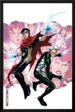 Young Avengers Presents No3 Cover: Wiccan and Speed