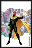 Young Avengers Presents No4 Cover: Vision